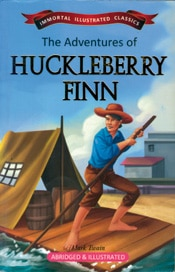 Archetypes in the adventures of huckleberry