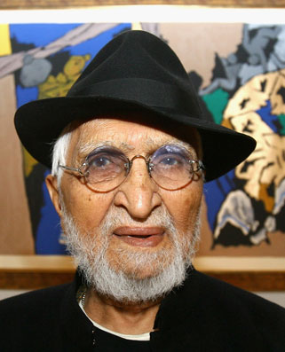 Artist Maqbool Fida Husain dies in London