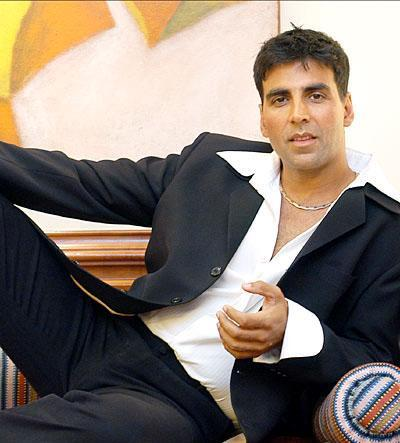 Akshay Kumar took time out to sh with DNA his new world view  his