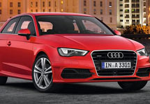 Audi A3 was chosen from an entry list of 24 vehicles from all over the world