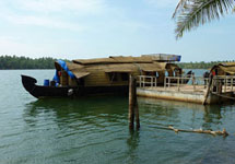Kavvayi is the third biggest backwater in Kerala after Vembanad and Ashtamudi