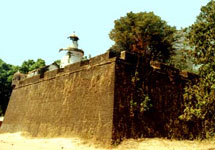 This historical monument was established by the East India Company in 1683