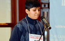 A 13-year old Indian-origin boy emerged winner in the US contest