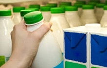 One of the first things you should do is ask for labelling on milk