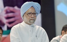 The party has been silent about UPA's record in the matter of poverty reduction