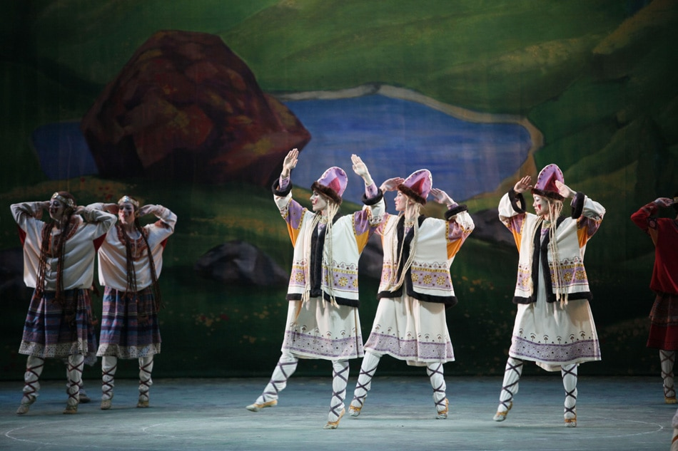 Bolshoi Ballet Tour Dates