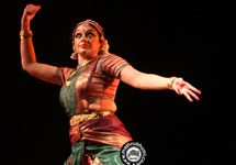 Shobana's dance performance in Chennai