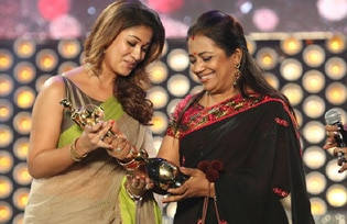 Vijay T V Award night