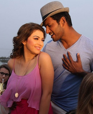 <p><span class='bannertitle'>Ambala gallery</span><br /><span class='bannerdescription'>Stills of movie Ambala starring vishal, hansika motwani</span></p>