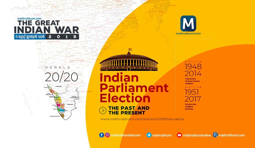 Stats | Lok Sabha | 2019 | Election | Mathrubhumi