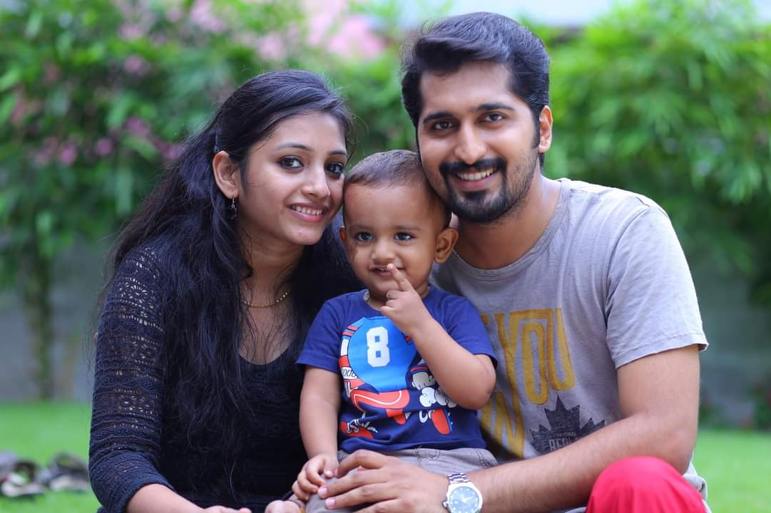 arun raghav family