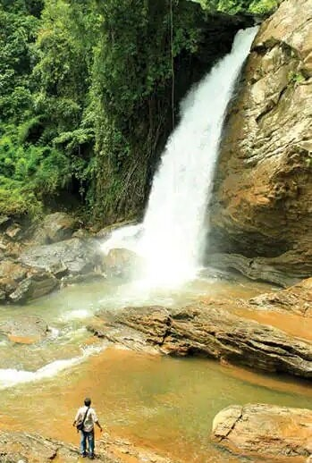 soochippara waterfalls