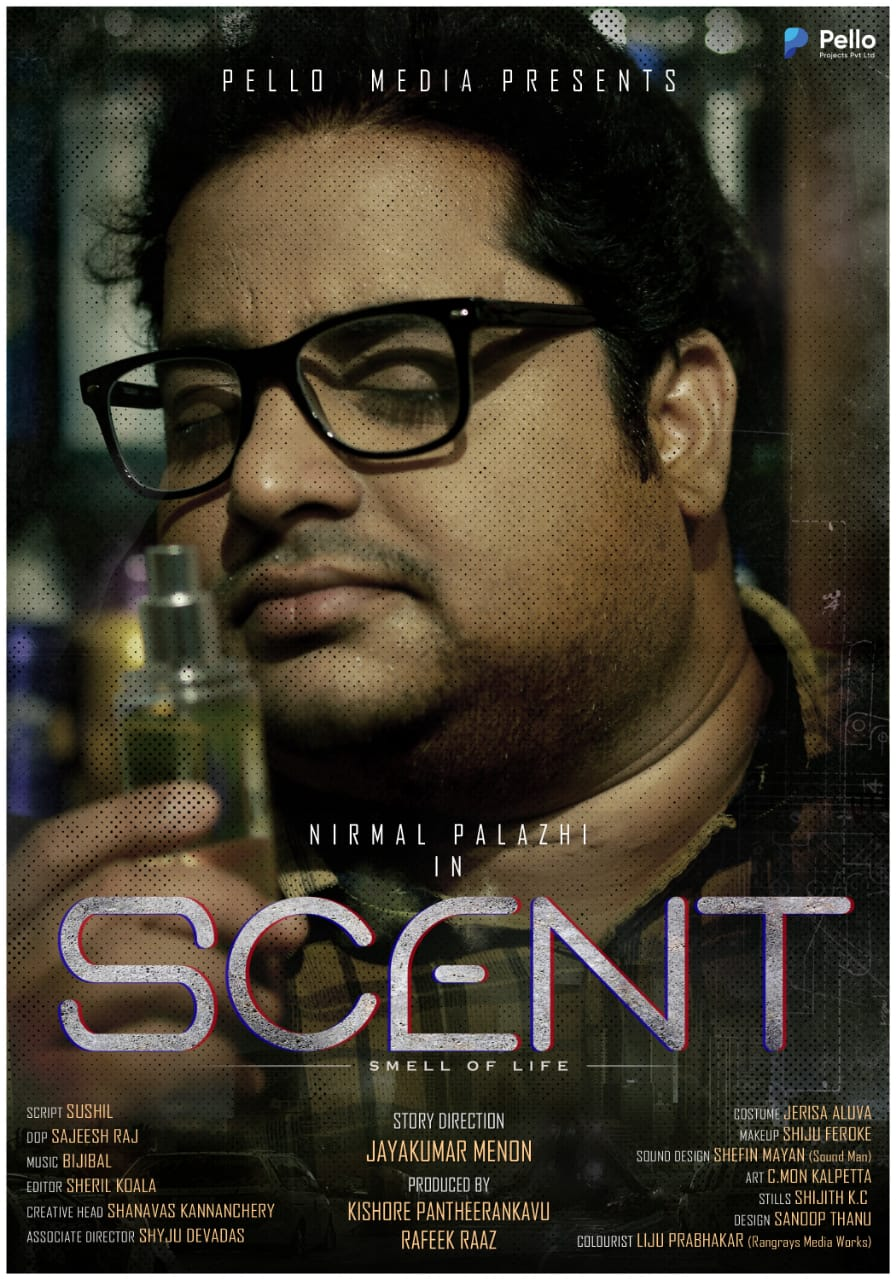scent poster